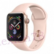 Купить Apple Watch Series 4 40mm GPS Gold Aluminum Case with Pink Sand Sport Band в Санкт-Петербурге
