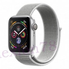 КупитьApple Watch Series 4 GPS 40mm Silver Aluminium Case with Seashell Sport Loop в Санкт-Петербурге