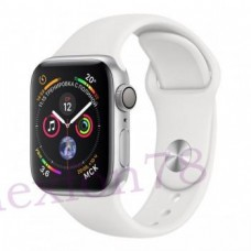 КупитьApple Watch Series 4 GPS 40mm Silver Aluminium Case with Seashell Sport Band в Санкт-Петербурге