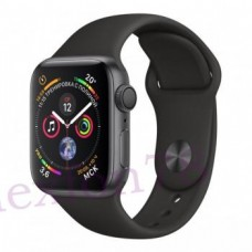 Купить Apple Watch Series 4 40mm GPS Space Gray Aluminium Case with Black Sport Band в Санкт-Петербурге