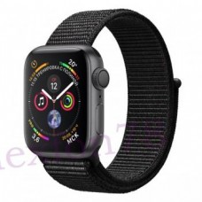 Купить Apple Watch Series 4 40mm GPS Space Gray Aluminium Case with Black Sport Loop в Санкт-Петербурге