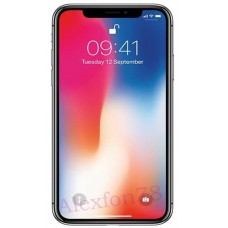Apple iPhone X Silver (серебро)