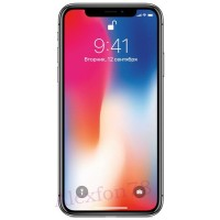 Apple iPhone X Space Grey (серый)