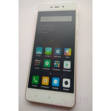 Xiaomi redmi 4 32Gb gold (золото)